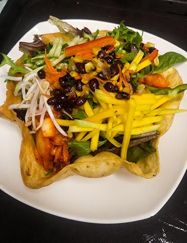 Taco Salad Dish